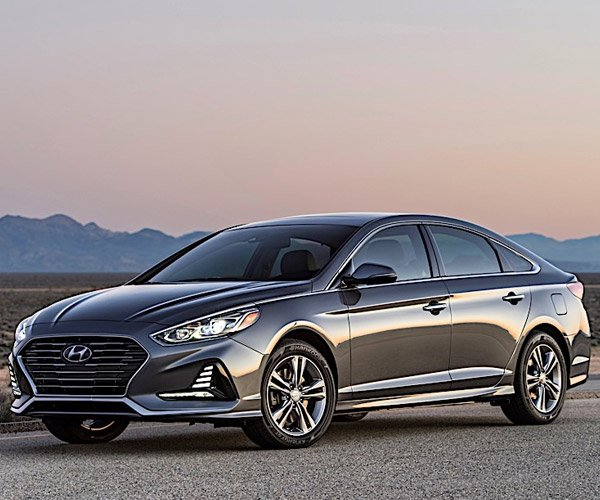 2018 Hyundai Sonata: Mid-size Sedans are Hardly Dead