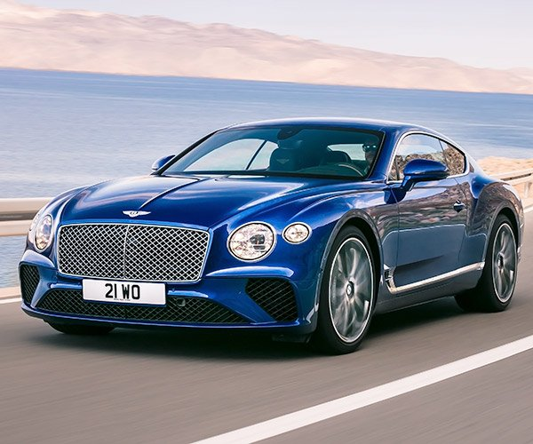 2018 Bentley Continental GT Has Droolworthy Looks, Plentiful Power