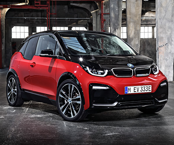 2018 BMW i3s: Sporty EV Gets Power, Styling Upgrades