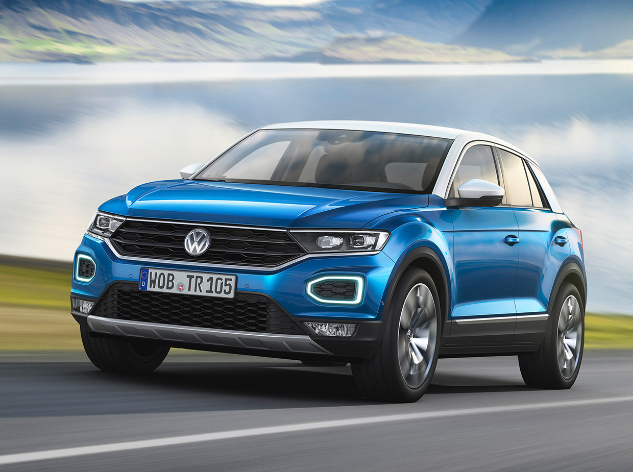 2018 Volkswagen T-Roc Crossover Needs to Come to US