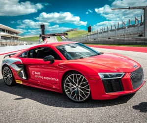 Audi Launches Performance Driving Experience at CoTA
