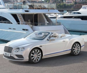Bentley Continental GT V8 Galene Edition by Mulliner