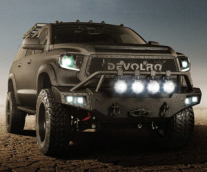 Devolro KingDavid Super Truck Is Ready to Take on Anything