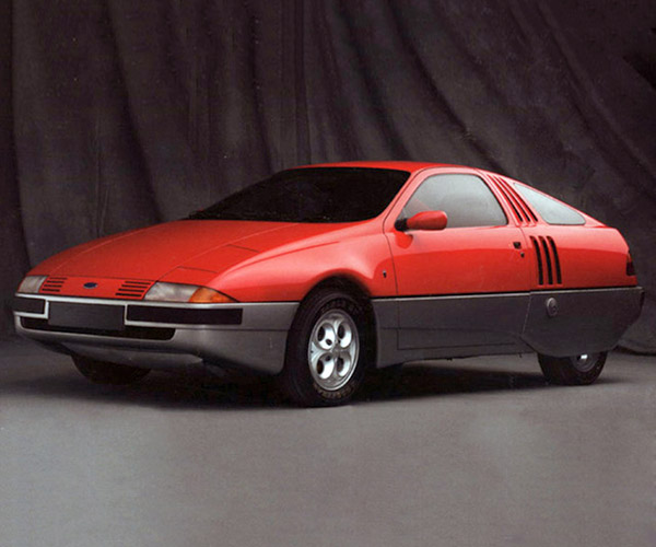 Concepts from Future Past: 1982 Ford Ghia Brezza