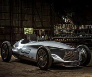 Infiniti Prototype 9 Is The Sexiest Car Infiniti Has Ever Made