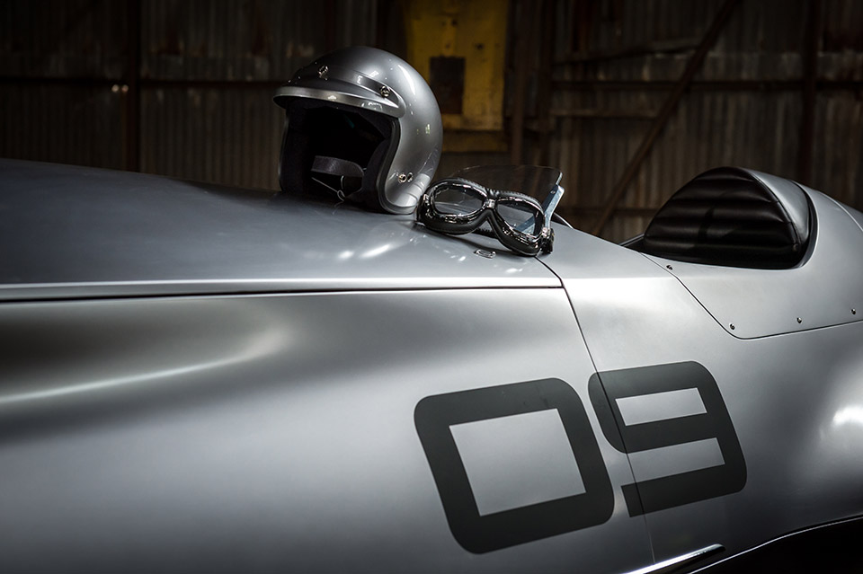 Infiniti Teases Retro Prototype for Pebble Beach