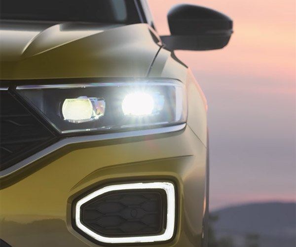 Volkswagen T-Roc Is a Compact Crossover, Not a Rap Star