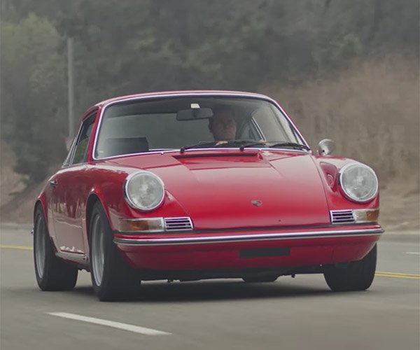 This 1969 Porsche 911 T Is the Automotive Minimalist's Dream