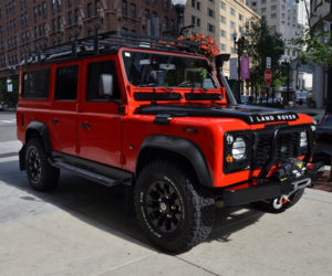 Tricked-out 1990 Land Rover Defender 110 for Sale