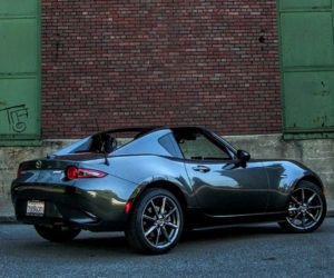 2017 Mazda Miata MX-5 RF Review: Road Warrior Reaffirmed