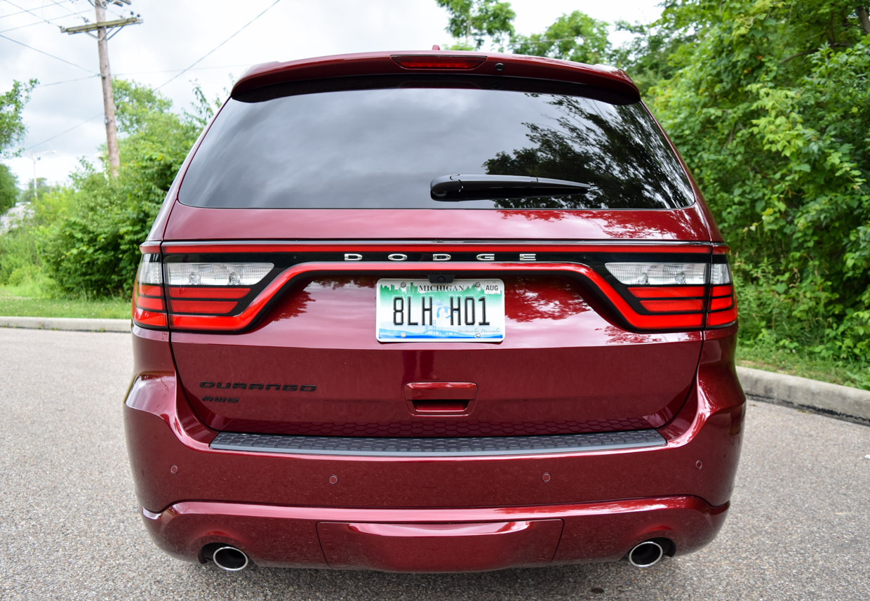 2017 Dodge Durango Gt Review The Big Bad Wolf Abides