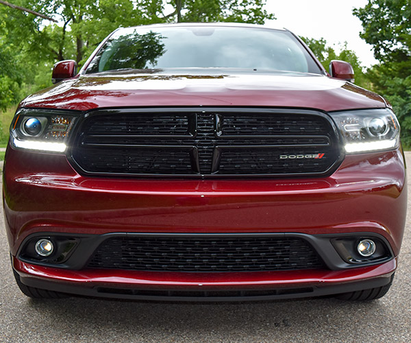 2017 Dodge Durango GT Review: The Big Bad Wolf Abides