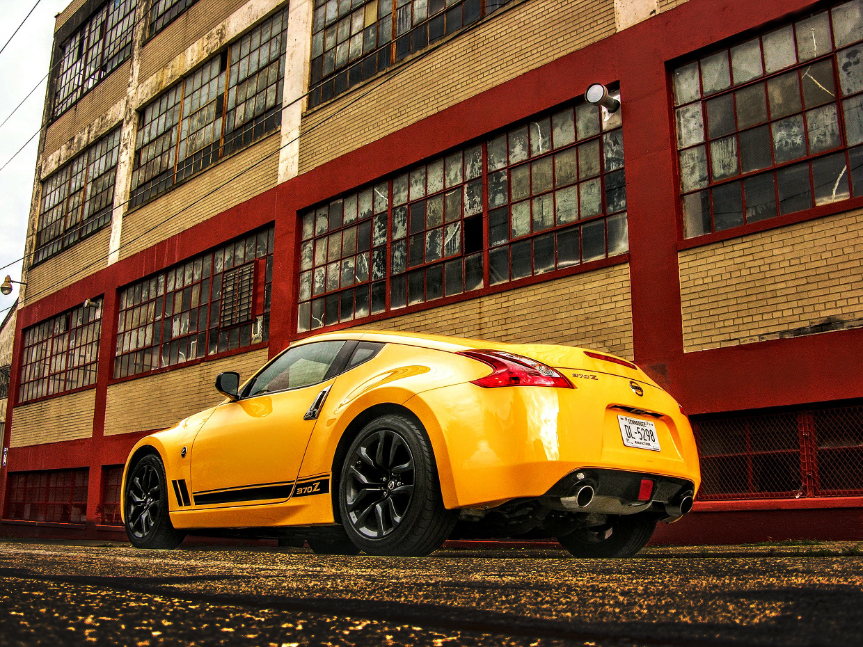 2018 Nissan 370Z Heritage Edition: Past, Present, and Future Feels