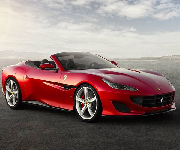 2018 Ferrari Portofino: California T Replacement Gets HP Boost