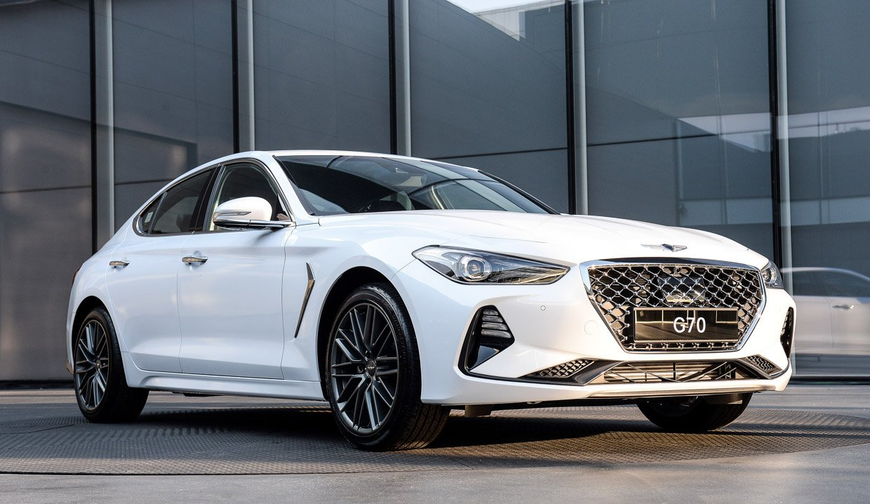 2018 Genesis G70: Luxury and Performance in a Small Package
