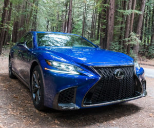 2018 Lexus LS 500 First Drive Review: Big, Bold, and Breathtaking