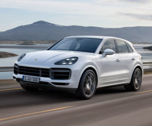 2019 Porsche Cayenne Turbo Ups the Performance SUV Ante