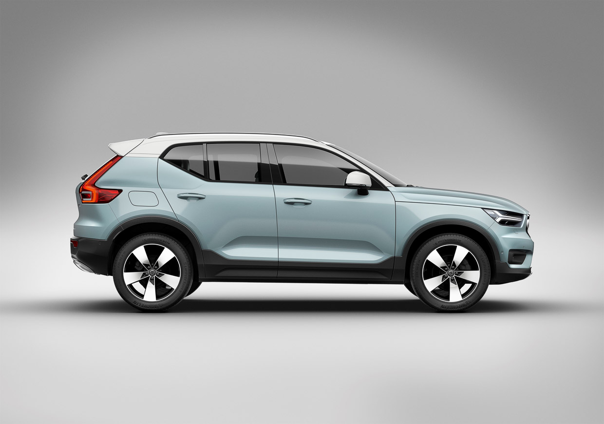 2019 Volvo XC40 Compact SUV: A Tough Little Robot