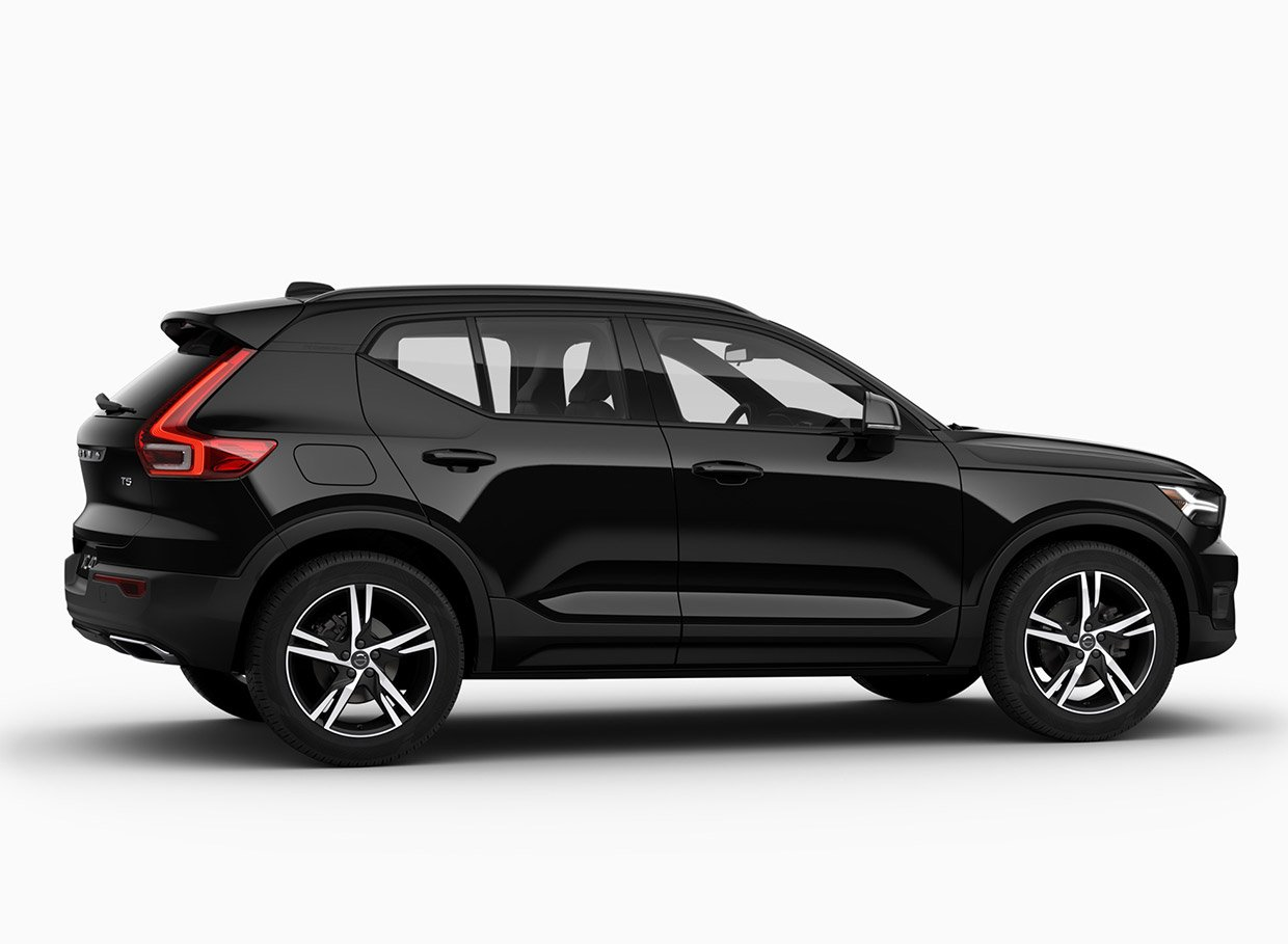 2019 volvo xc40 compact suv a tough little robot 95 octane. Black Bedroom Furniture Sets. Home Design Ideas