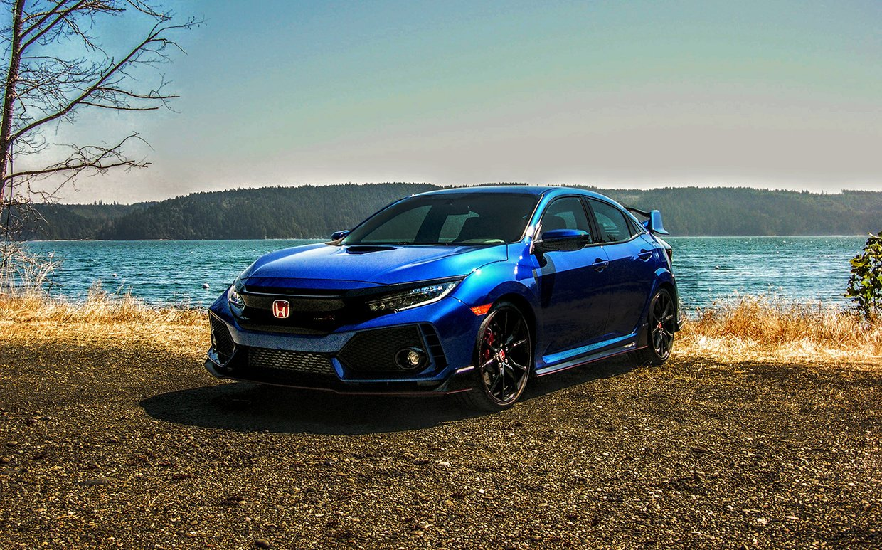 2018 honda civic type r review the complete hot hatch compendium 95 octane. Black Bedroom Furniture Sets. Home Design Ideas