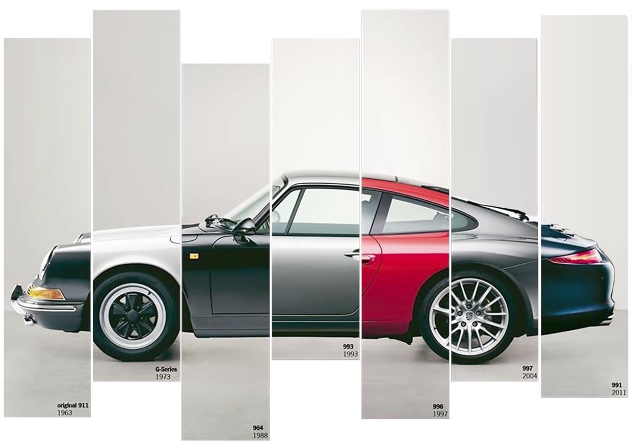 The History of Porsche in 9 Minutes
