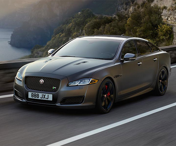 2018 Jaguar XJR 575: Bring on the Dancing Horses