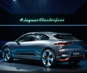 Jaguar Land Rover Says All New Vehicles Will Be Electrified from 2020