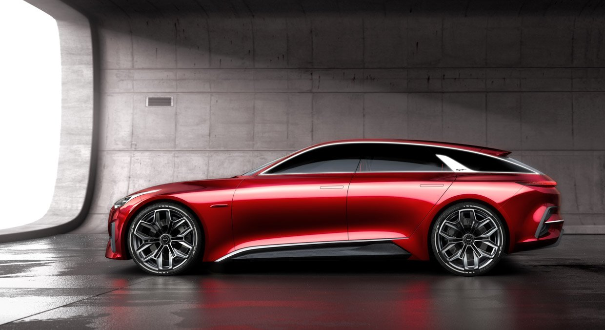 Kia Proceed Wagon Concept Looks Fantastic