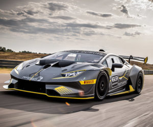 Lamborghini Huracán Super Trofeo EVO Just Rolls off the Tongue