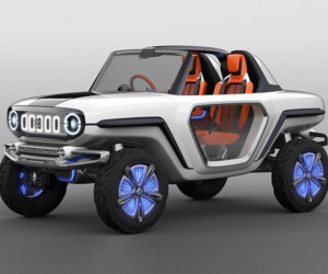 Suzuki e-Survivor Concept Looks Like Fun, But We'll Never See It Stateside