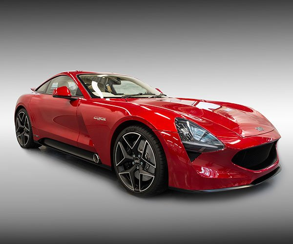 New 2018 TVR Griffith Can Go 200+ mph