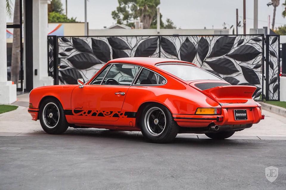 Stunning 1973 Porsche Carrera Rs Lightweight For Sale