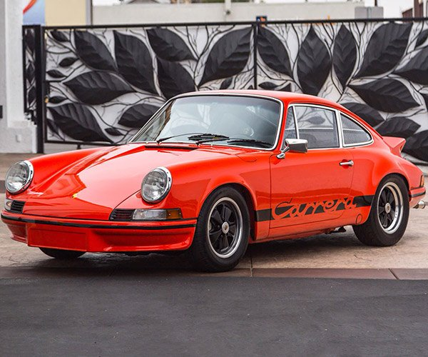 Stunning 1973 Porsche Carrera RS Lightweight for Sale