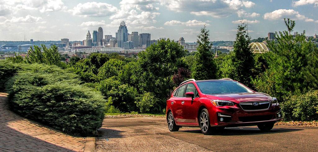 2017 Subaru Impreza Hatchback Review: Enter the 5-Door Phenom