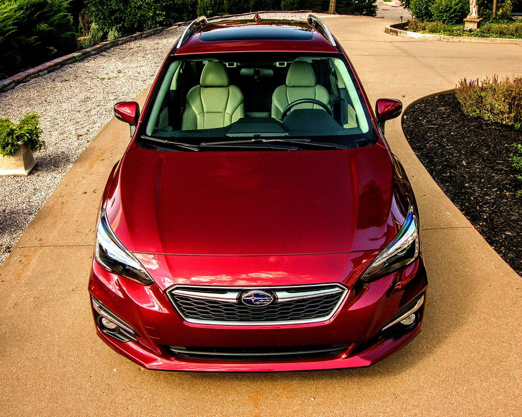 2017 subaru impreza hatchback review enter the 5 door phenom 95 octane. Black Bedroom Furniture Sets. Home Design Ideas