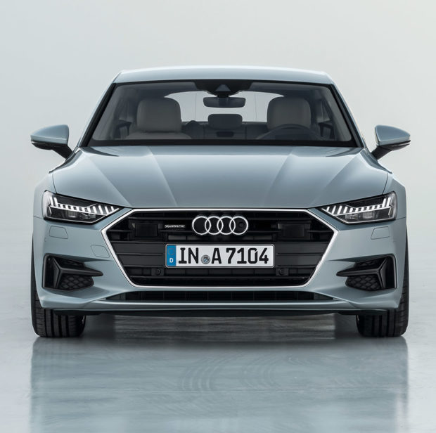 Audi Shows Off New 2019 A7 Sportback