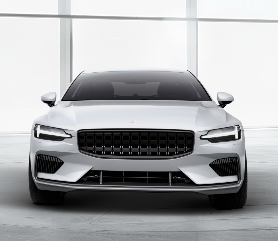 Polestar Reveals New Polestar 2: Polestar 1 Is A 600 Hp Hybrid Sports Coupe From Volvo Spin-off