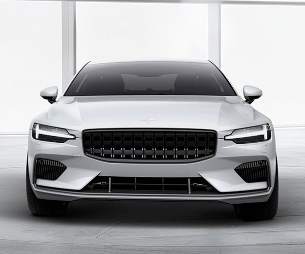 Polestar 1 Is a 600 hp Hybrid Sports Coupe from Volvo Spin-off