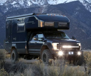 EarthRoamer XV-LTS Camper Truck: Ready to Conquer Anything