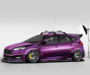 These Crazy Bonkers Ford Focuses (Foci?) Are SEMA Bound