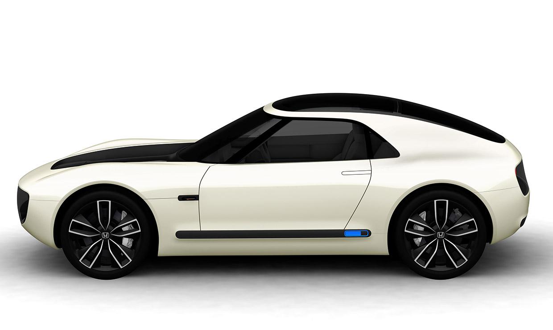 Honda Sports Ev Concept Has Retro Modern Appeal 95 Octane