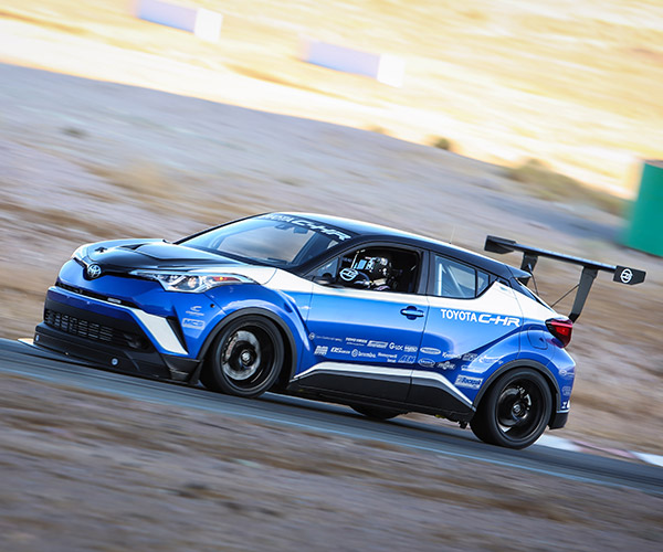 Toyota C-HR R-Tuned Is a 600 hp Compact Crossover