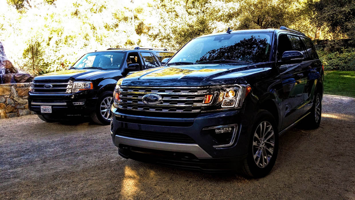 2018 Ford Expedition First Drive An All Inclusive Resort
