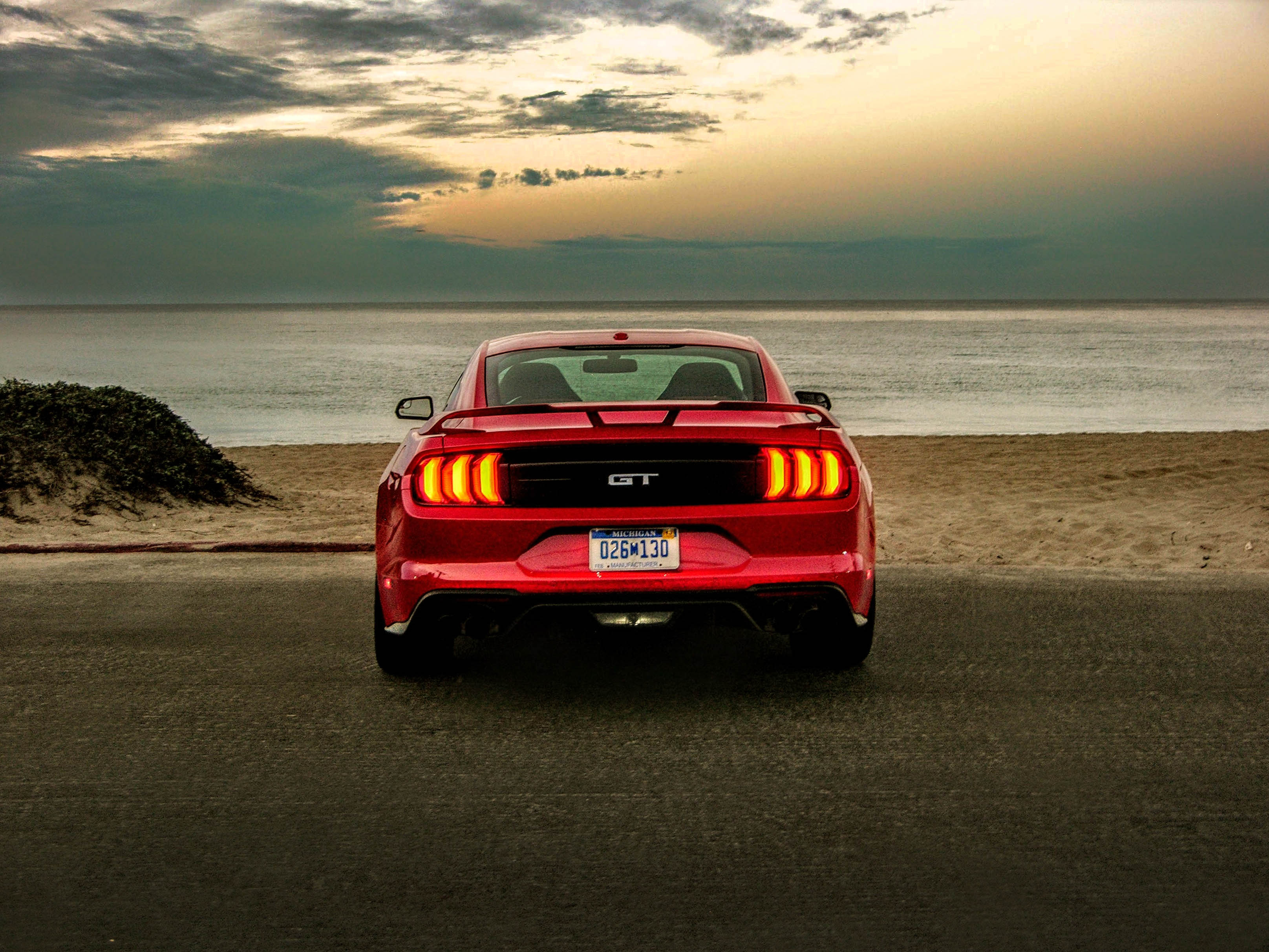 The mustang trumps the similarly outfitted camaro with superior visibility interior build quality and manual gearbox precision