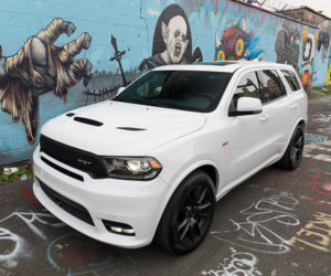 2018 Dodge Durango SRT: The World's Most Practical Sports Car