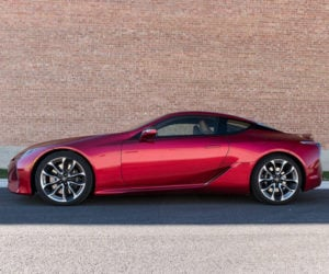 2018 Lexus LC 500 Review: Concept as Reality