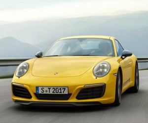 Porsche 911 Hybrid May Be in the Works