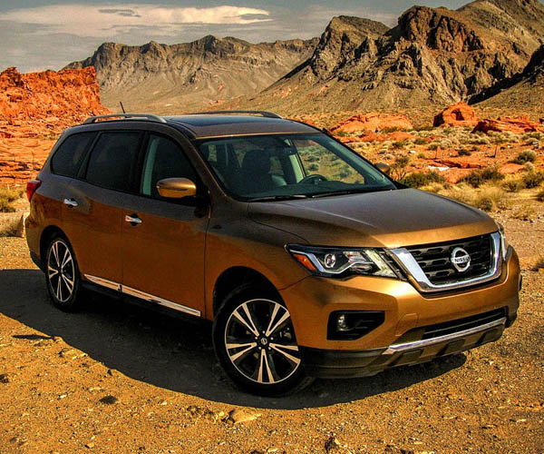 2017 Nissan Pathfinder Review: LA to Denver in 10 Days