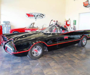 Hey, Crimefighters! Own Your Very Own Batmobile