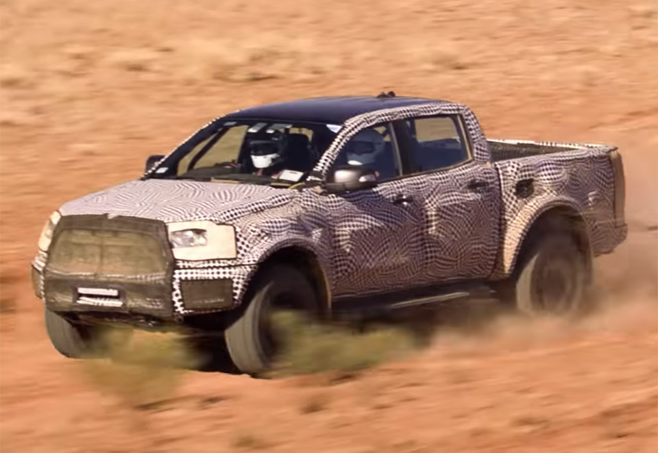 Is the Ford Ranger Raptor Really Happening?